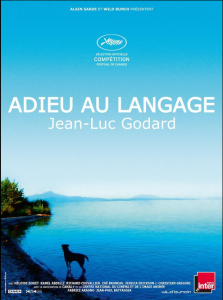 """Goodbye to Language"" poster"
