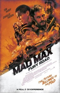 """Mad Max: Fury Road"" poster"