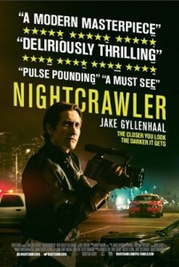 """Nightcrawler"" poster"