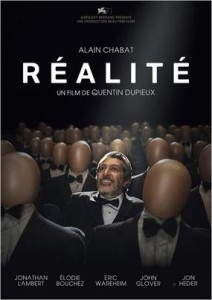 """Reality"" poster"