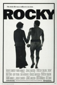 """Rocky"" poster"