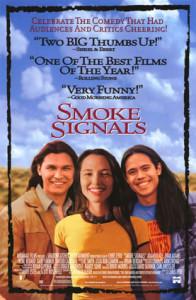 """Smoke Signals"" poster"