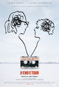 """The End of the Tour"" poster"